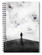Private Party Spiral Notebook