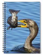 Prized Catch Spiral Notebook