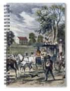 Pro-union South, 1862 Spiral Notebook
