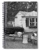 Produce Stand  Spiral Notebook
