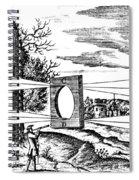 Properties Of Light, 1685 Spiral Notebook