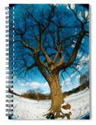 Prospect Park Tree Spiral Notebook