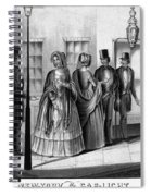 Prostitution, 1850 Spiral Notebook