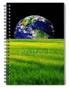 Protect Spiral Notebook