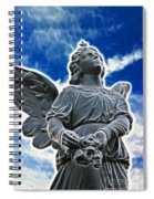 Protector Spiral Notebook