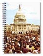 Protest Spiral Notebook