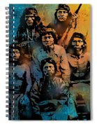 Proud Apache Scouts Spiral Notebook