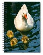 Proud Mother  Spiral Notebook