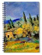 Provence 452190 Spiral Notebook