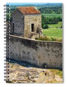 Provence Countryside Spiral Notebook