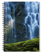 Proxy Falls Spiral Notebook