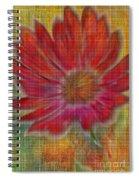 Psychedelic Flower Spiral Notebook