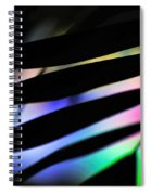 Psychedelic Palm Abstract Spiral Notebook