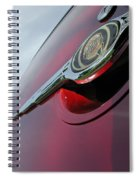 Pt Cruiser Emblem Spiral Notebook