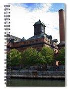 Public Works Museum Spiral Notebook