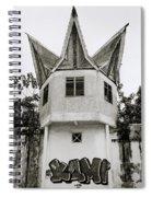 Pudu Prison Spiral Notebook