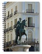 Puerta Del Sol Spiral Notebook