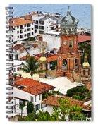 Puerto Vallarta Spiral Notebook