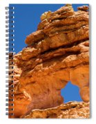 Puff The Canyon Dragon Spiral Notebook