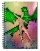 Puff The Magic Dragon Spiral Notebook