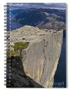 Pulpit Rock Spiral Notebook