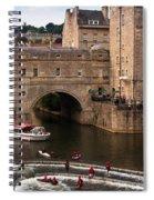 Pulteney Bridge Spiral Notebook