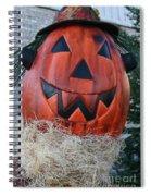 Pumpkinhead Spiral Notebook