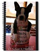Puppy Kit Spiral Notebook
