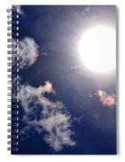 Pure Sunlight Spiral Notebook