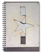 Pure Theatre Spiral Notebook