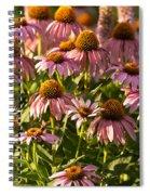 Purple Coneflower Spiral Notebook