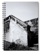 Purple Forbidden City Spiral Notebook