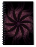 Purple Power Spiral Notebook