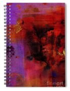 Purple Rain I Spiral Notebook