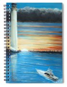 Put-in-bay Perry's Monument - International Peace Memorial  Spiral Notebook