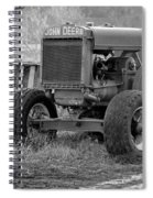 Put Out But Not Abandoned In Black-and-white Spiral Notebook