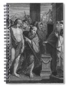 Pylades And Orestes Spiral Notebook
