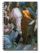 Pythagoras (569-475 B.c.) Spiral Notebook