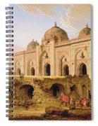 Qal' A-l-kuhna Masjid - Purana Qila Spiral Notebook