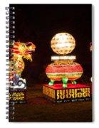 Qilin Spiral Notebook