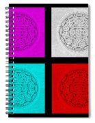Quad Oreos Spiral Notebook