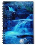 Quaint Falls  Spiral Notebook