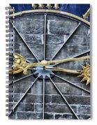 Quarter Past Spiral Notebook