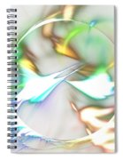 Quasars Spiral Notebook