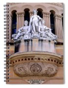 Queen Victoria Building - Sydney Spiral Notebook