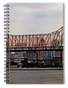 Queensboro Bridge Spiral Notebook