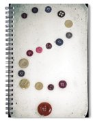 Question Mark Spiral Notebook