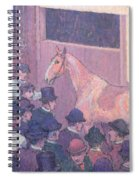 Quiet With All Road Nuisances Spiral Notebook