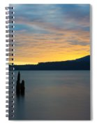 Quinault Sunset Spiral Notebook