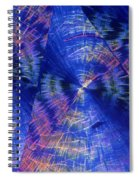 Quinic Acid Spiral Notebook